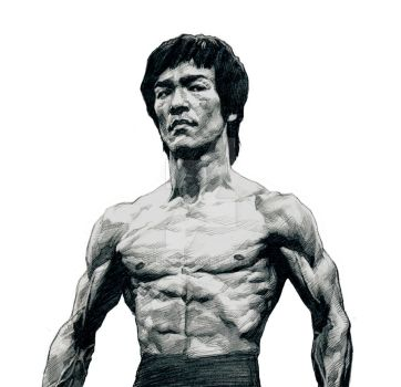 Bruce Lee-12 by kse332