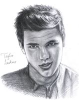 Taylor Lautner by vivsters