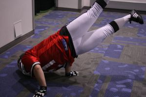 Eyeshield 21 Can Breakdance? by Bludragon41