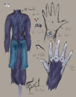 Concept - the Tagii by trisis