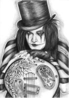 Mr Jinxx by KatarinaAutumn
