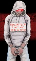 Hoodie Doesn't Equal Hoodlum by SoSilk