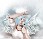 Angel_Light by LightAngelHeart