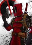 Deadpool 2014 by CaptainUnobservant