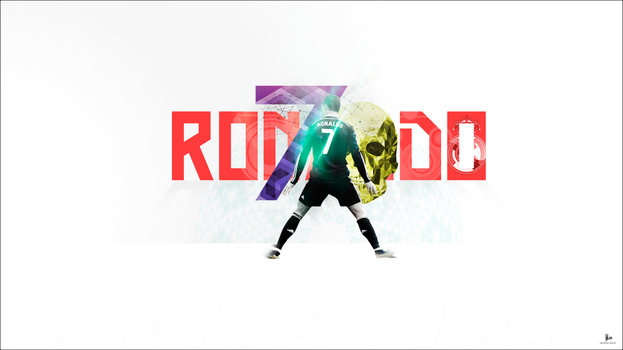 Cristiano Ronaldo - The Destroyer (Second best) by HariharanVishal