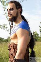A Khal Doesn't Need An Iron Chair by x3OxyMoron