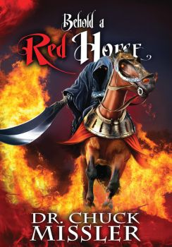 Behold a Red Horse DVD Cover by Packwood