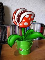 My Piranha Plant by GoshuFR