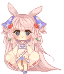 Cherriitea Pixel (animated!) by Getanimated