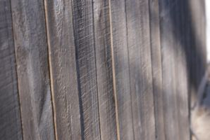 Weathered Fence 04/27/2015 by tessabe