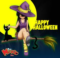 Happy Halloween 2012 by JagoDibuja