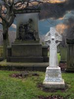 St. Cuthberts Cemetary 13 by Ever-Winter-Dreams