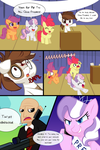 Tiara's Got Connections by Rated-R-PonyStar