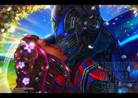 Commission Done by ERA-7 (Elita and Optimus) by Lady-ElitaOne