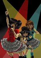 Buono - rock the stage by sky-fish7
