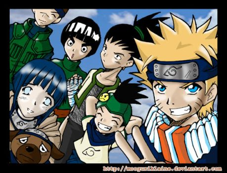 Naruto: Picture XD by MooguriKlaine