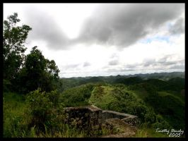 Jamaican Countryside by timlori