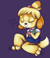 Isabelle by pocketwhale