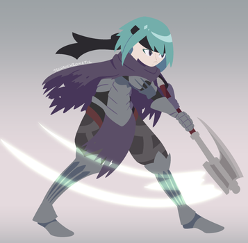Beruka by technichromatic
