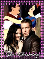 6. Snow and Charming (OUAT-Disney) by Sidhe-Faerie