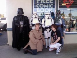 Me and the 501st by The-Animeniac