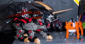 More new zoids by Ozzlander