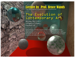 Prof Bruce Wands-The Evolution of Contemporary Art by ChozoBoy
