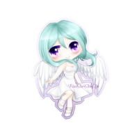 Little Angel by BlackStarsShineToo