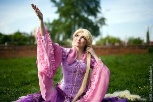 Rapunzel Doll 5 by Usagi-Tsukino-krv