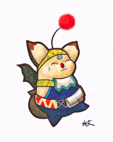 Crystal Chronicles Stiltzkin by Wolvekit
