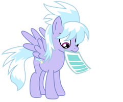 Cloudchaser by PaulySentry