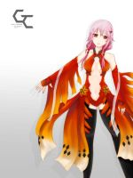 Inori- Guilty Crown by toriumiaoru
