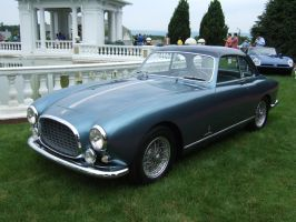 1953 Ferrari 212 Inter Coupe, Pinin Farina by Aya-Wavedancer