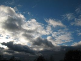 Clouds 11 3 2012 7 by TheStockWarehouse