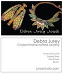 Debra Jurey Jewels Biz Card by Destiny-Carter
