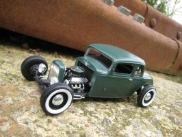 Model A model by RedlineGearhead