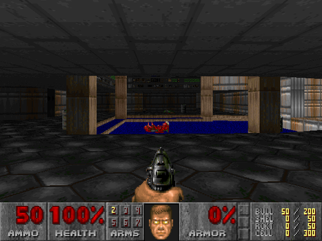 Doom Entryway Screenshot by Omanoct
