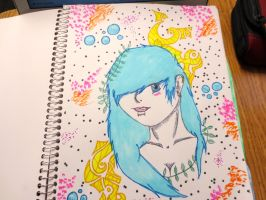 Colorful boredum by Tanahachi