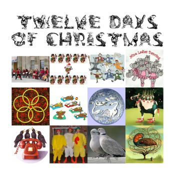 12 Days of Christmas by regklubeck