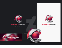 eagle_sync_gaming_logo by cici0