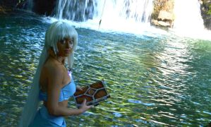 Kida and Journal by Lady-Ragdoll