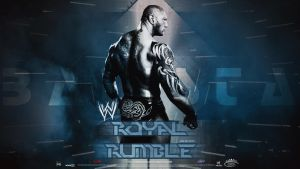 Batista ~ Royal Rumble 2014 ~ HD Wallpaper by MhMd-Batista