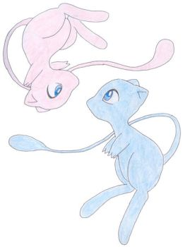 Mew Two by Mewfanatic