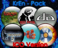 KrEn Pack ICO by hawkaye