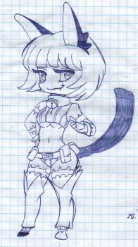Ms. Fortune by Diversant60