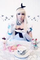 Do you have time for tea? by Minorea