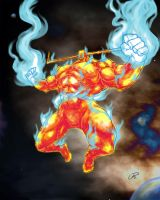 Power Lust: Pyron by DaiKuwabara
