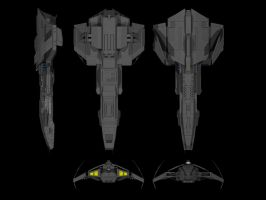 Concordia Class WIP Textures, almost final by EpytronOmega