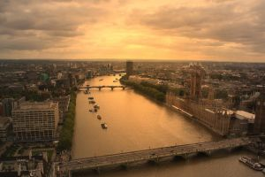 Thames River by ada06