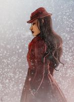 Where in the World is Asami Sato? by Pugletz